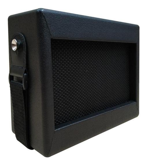 Mini Amplificador Guitarra Portátil Phx Neop-2 Preto Courvin