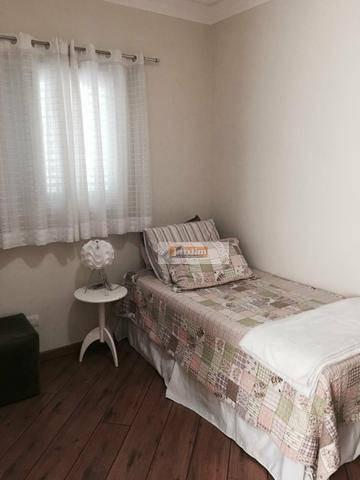 Sobrado Residencial À Venda, Vila Scarpelli, Santo André. - So1969