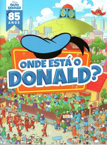 Imagem 1 de 2 de Onde Esta O Donald ? - Culturama - Bonellihq Cx185 M20