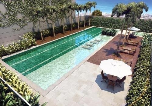 Apartamento Para Venda Em São Paulo, Lapa, 2 Dormitórios, 1 Suíte, 2 Banheiros, 1 Vaga - Cap0732_1-1180284