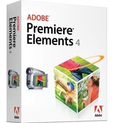 Adobe Premiere Elements 4 Windows Inglês