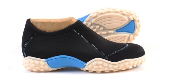 Zapatillas Elastizadas Doblele Alfa Unisex Comodas Colores