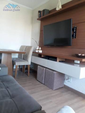 Apartamento Com 2 Dormitórios À Venda, 55 M² Por R$ 360.000,00 - Santo Amaro - São Paulo/sp - Ap1479