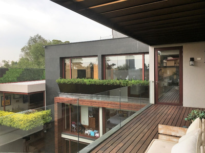 Renta De Casa En Lomas De Chapultepec