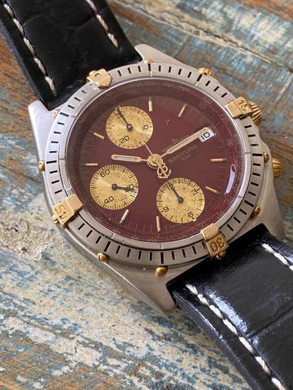 Relógio Breitling Cronomat Original Caixa