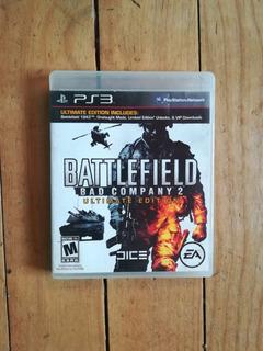 Battlefield Bad Company 2 Ps3. Envios Gratis A Todo Chile.
