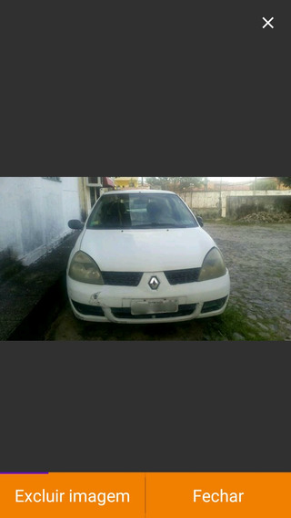 Renault Clio 1.0 8v Authentique 3p 2005