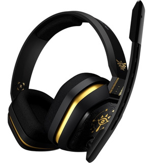 Auriculares Gamer Astro Gaming A10 Legend Of Zelda Ps4 Xbox