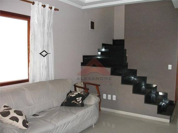 Casa Residencial À Venda, Jardim Valparaíba, São José Dos Campos - Ca3440. - Ca3440