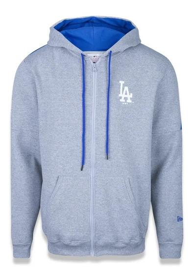 Moletom New Era - Masculino - La Dodgers - Original (mlb)