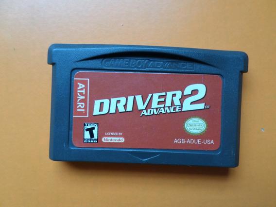 Driver 2 Advance Paralelo Para Gba