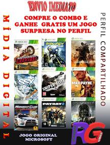 Mídia Digital Jogos Xbox 360 Roraima Games