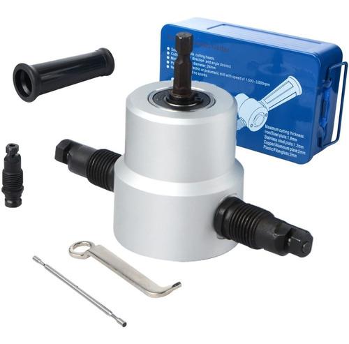 Accesorio Caladora, Roedora Para Cortar Metal Y Plástico
