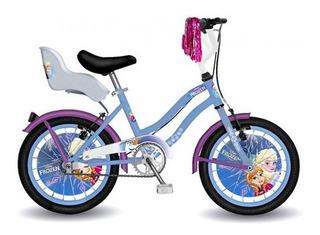 Bicicleta Enrique Rod16 Frozen 924