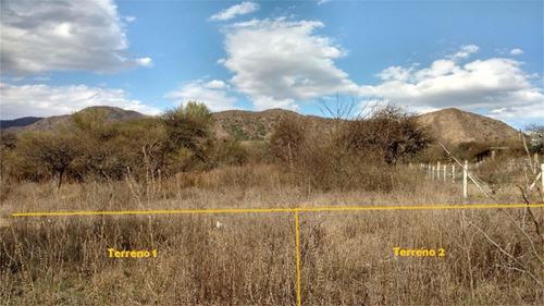 Imagen 1 de 14 de Venta De Terreno En Santa Rosa De Calamuchita