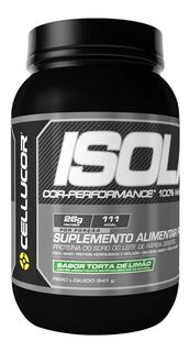Whey Cor Performance Isolado Isolate Importado - Cellucor