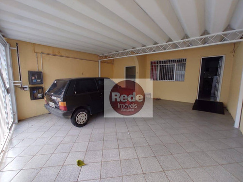 Casa Com 2 Dormitórios À Venda, 150 M² Por R$ 399.000,00 - Parque Industrial - São José Dos Campos/sp - Ca4647