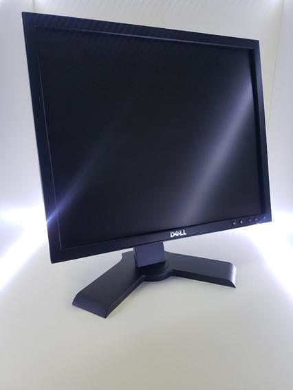 Monitor Lcd Dell 19 C/ Usb! Base Giratória! Limpa Estoque!