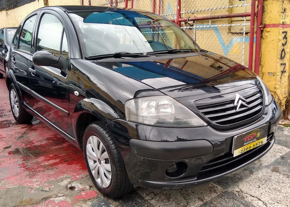 C3 Glx 1.4 2006 Flex Completo