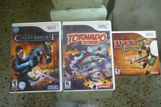 Juegos Fisicos De Wii Originales