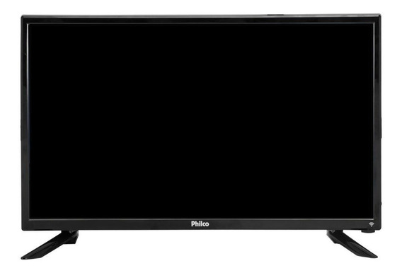 Smart Tv led 24  philco Bivolt ptv24n91sa