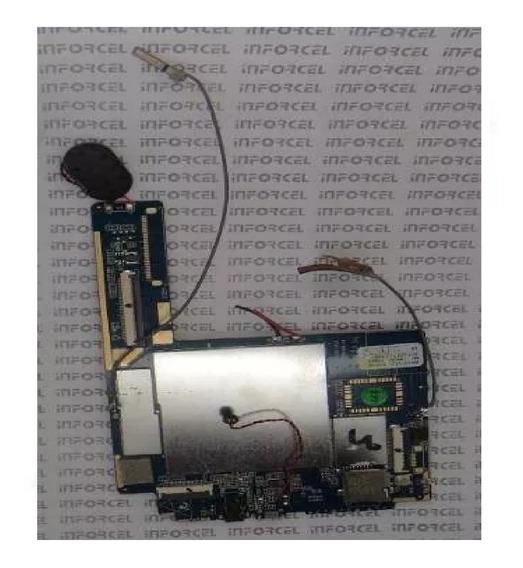 Placa Mãe Completa Tablet Gradiente Tb702
