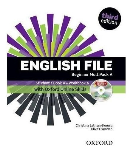 English File Beginner - Multipack A 3rd Edition - Oxford