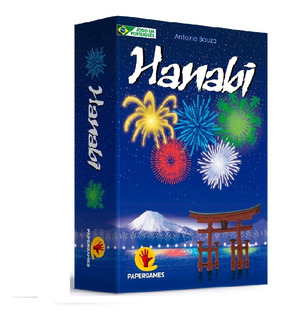 Jogo Hanabi - Papergames