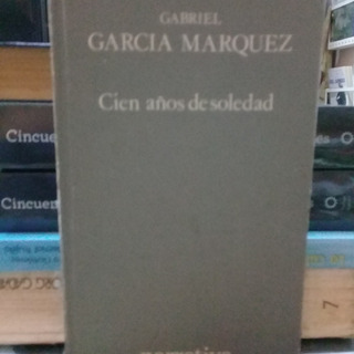 Cien Años De Soledad-gabriel García Márquez
