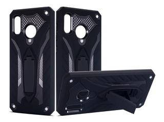 Funda P/ Xiaomi / Samsung Shemax Heavy Duty Armor Kickstand