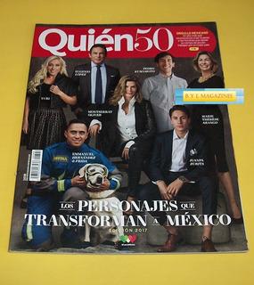 Yuri Veronica Castro Juanpa Zurita Revista Quien 2017