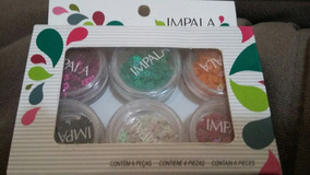 Impala Kit De Flores Para Decoração De Unhas Idu-07