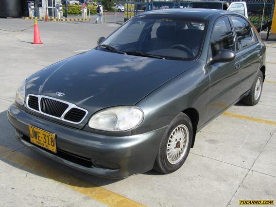 Daewoo Lanos Mt1500