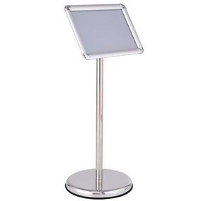 Aluminio Ajustable Gráfico Robusto Pedestal... (silver)