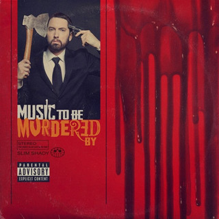 Eminen Music To Be Murdered By Cd