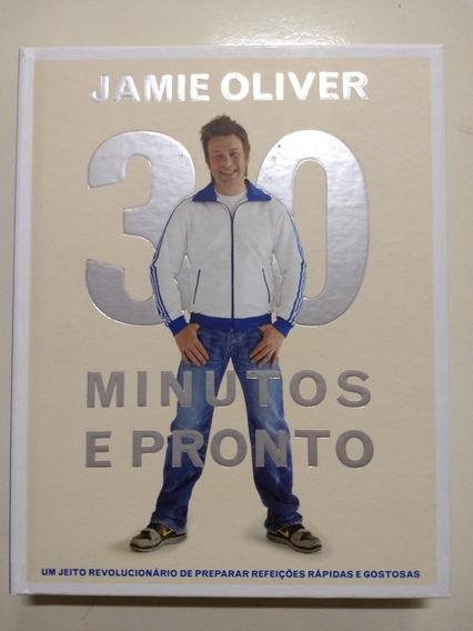 Livro 30 Minutos E Pronto De Jamie Oliver