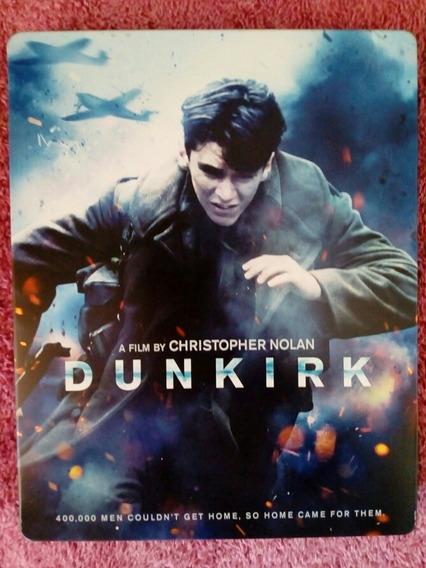 Dunkirk Edición Steelbook Blu-ray