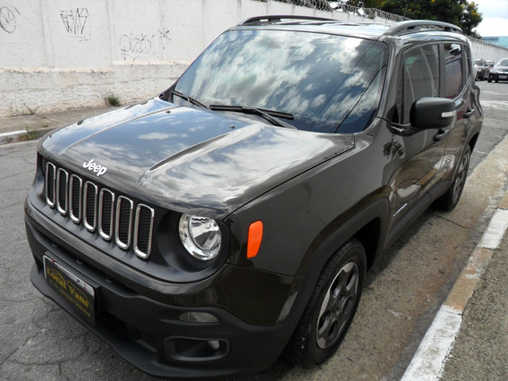 Jeep Renegade 1.8 Flex Sport Manual 2017