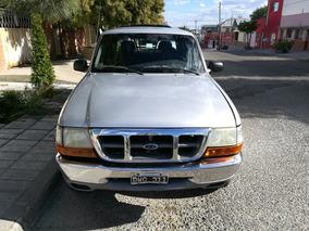 Ford Ranger 2.5 Xl I Dc 4x4 Plus 2001