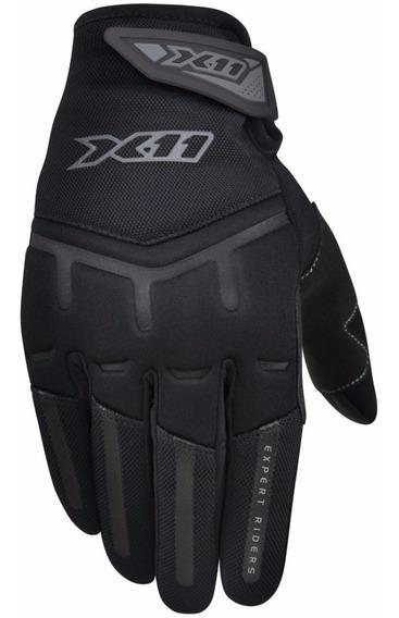 Luva X11 Fit X Motociclista/ Motoqueiro/ Motocross/ Bike