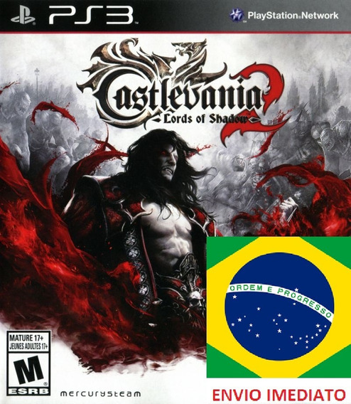 Castlevania 2 Lords Of Shadow Ps3 Psn - Midia Digital