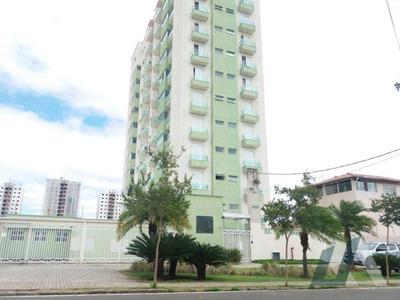Apartamento Com 1 Dormitório À Venda, 46 M² Por R$ 215.000 - Edificio Nena Moncayo - Sorocaba/sp - Ap1822