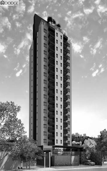 Apartamento A Venda No Bairro Campestre Em Santo André - - 434-1