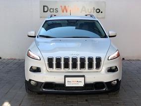 Jeep Cherokee 2.4 Limited Aut (recibimos Auto Credito)