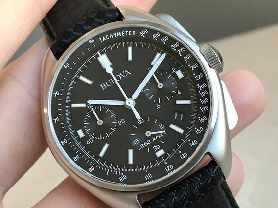 Relógio Bulova Moon Watch Special Ed. Apollo 15 96b251 Kit