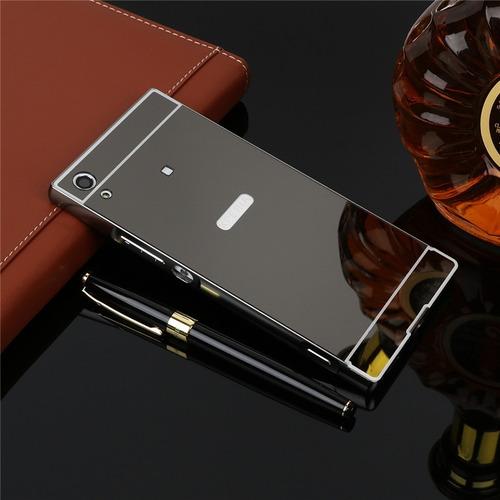 Case Espejo Sony Xperia Xa1 Ultra Xa2 Ultra