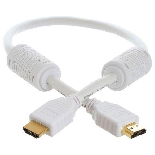 1.5 Ft Blanco De Alta Velocidad Hdmi Cable Version 1.3 Categ