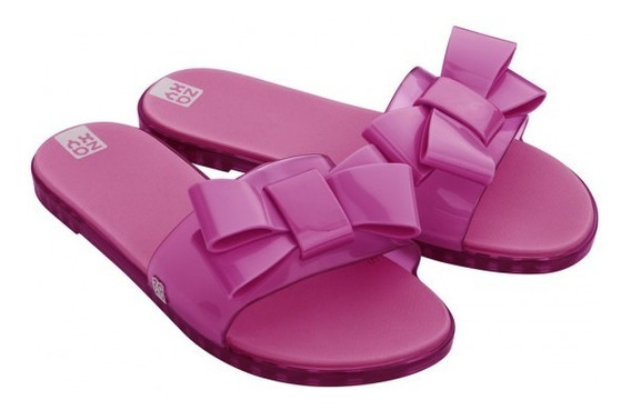 Chinelo Slide Zaxy Sky 365817 | Calcebel