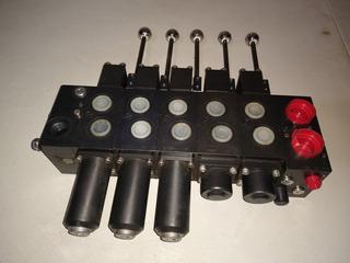 M10 X 185mm Válvula de control hidráulico palancas de mano
