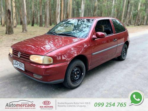 Volkswagen Gol G2 1.8 1995 Buen Estado!